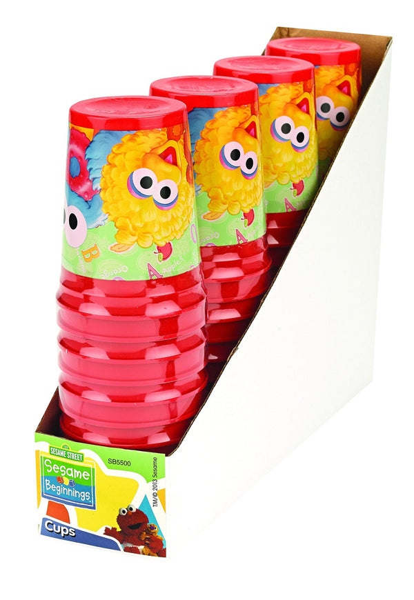 Sesame Street Baby Cups / Baby Tumblers (2 Pack)