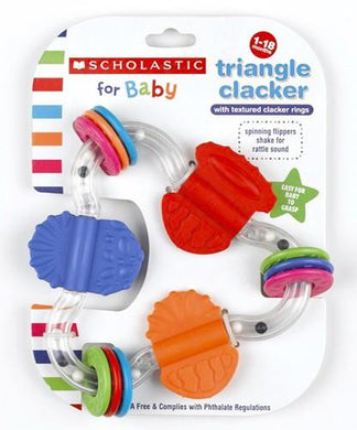 Scholastic Triangle Clacker
