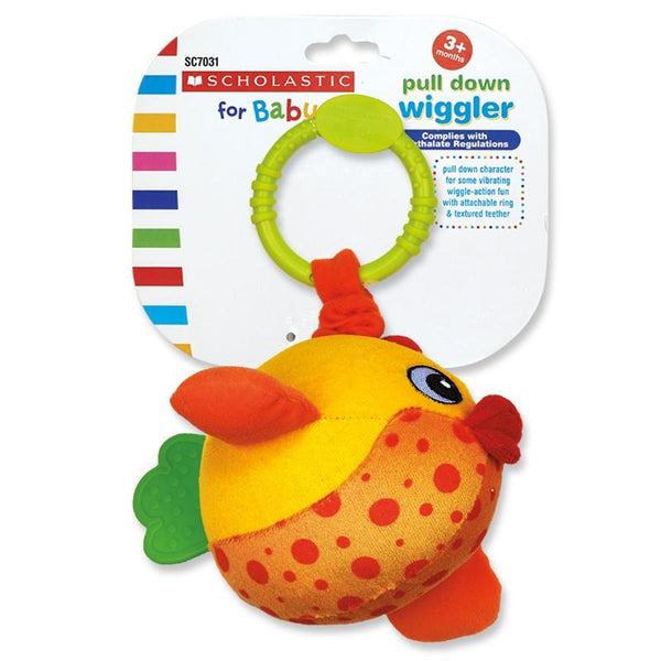 Scholastic Pull Down Wiggler