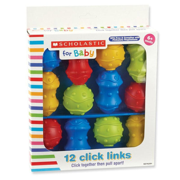Scholastic™ 12 Piece Links Set