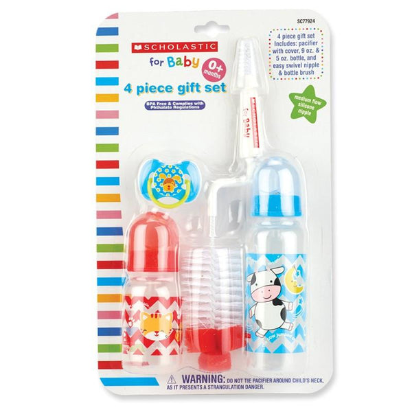 Scholastic™ 4-Piece Gift Set