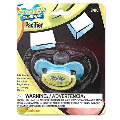 Spongebob Squarepants Pacifier