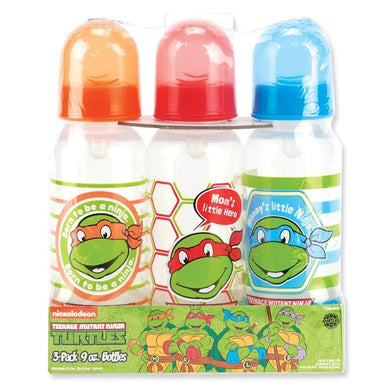 Teenage Mutant Ninja Turtles™ 3-Pack 9oz. Bottles