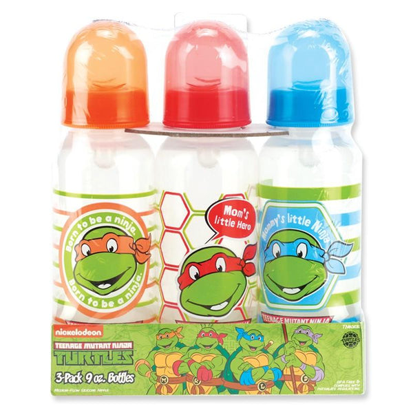 Teenage Mutant Ninja Turtles™ 9oz. Baby Bottles (3 Pack)