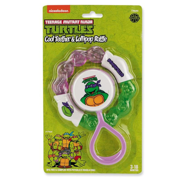 Teenage Mutant Ninja Turtles™ Teether & Rattle