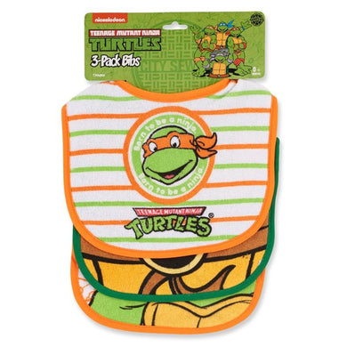 Teenage Mutant Ninja Turtles™ 3-Pack Bibs