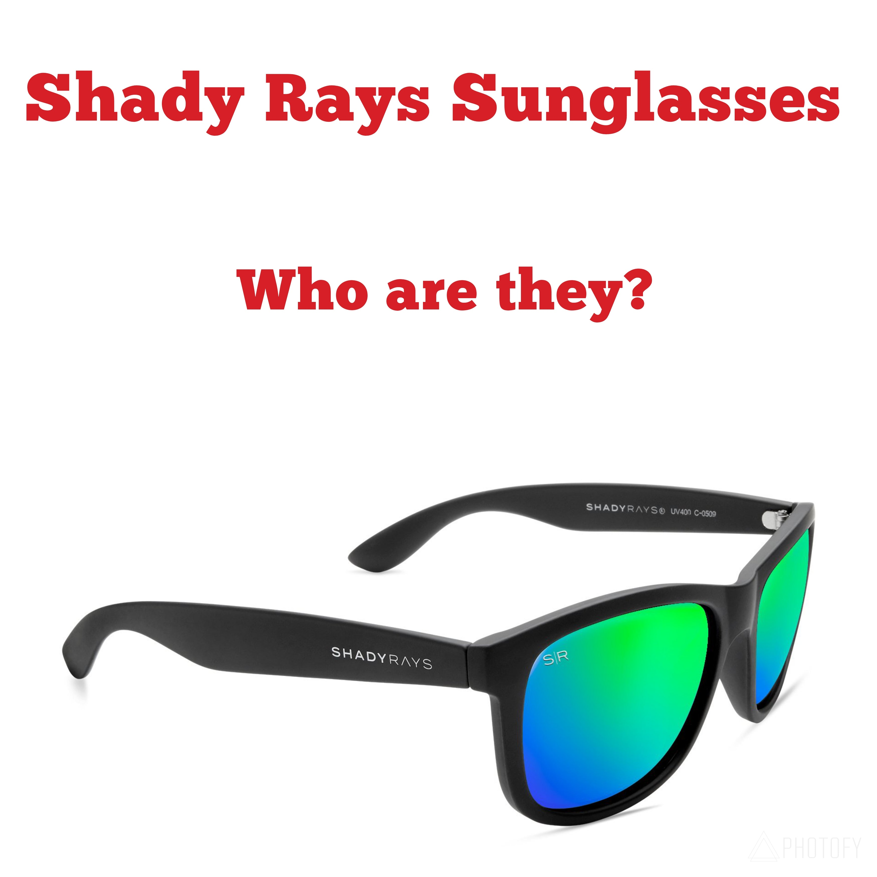 6c0a3f0b4c Shady Rays Sunglasses  Famous for their Signature Series and X-Series –  Sunshades Outlet