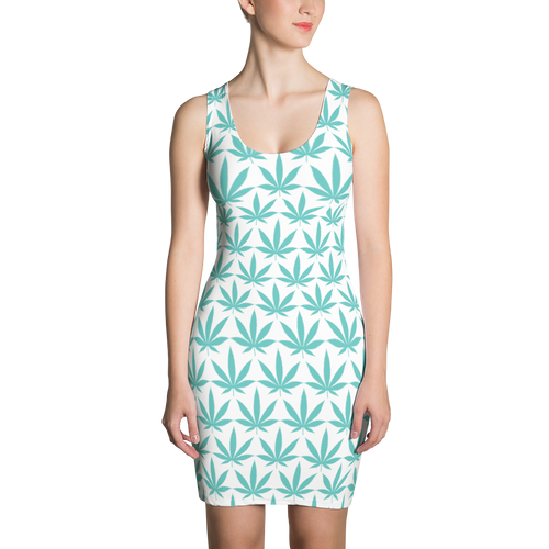 Tokeativity® Sublimation Cut & Sew Dress