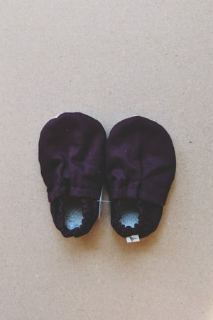 Baby/Toddler Plum Moccs Shoes