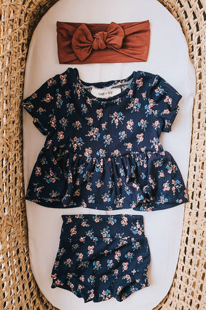 Children's Floral Lucie Outfit