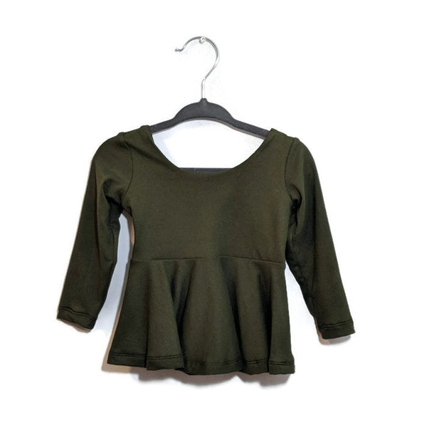 Ainsley Peplum Top