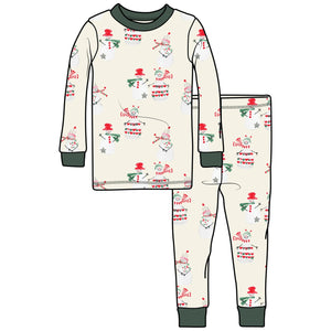 Snowmen Sleep Set