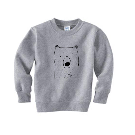 Bob the Grizzly Bear Sweatshirt