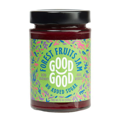 Forest Fruits Jam - Keto Friendly