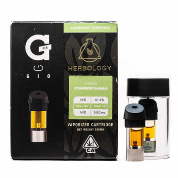 Chemdawg Sauce Gio Cartridge - Herbology - Left Coast Collective