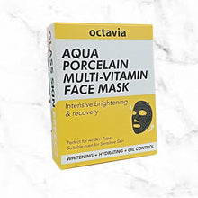 Load image into Gallery viewer, Aqua Porcelain Multi-Vitamin Face Mask