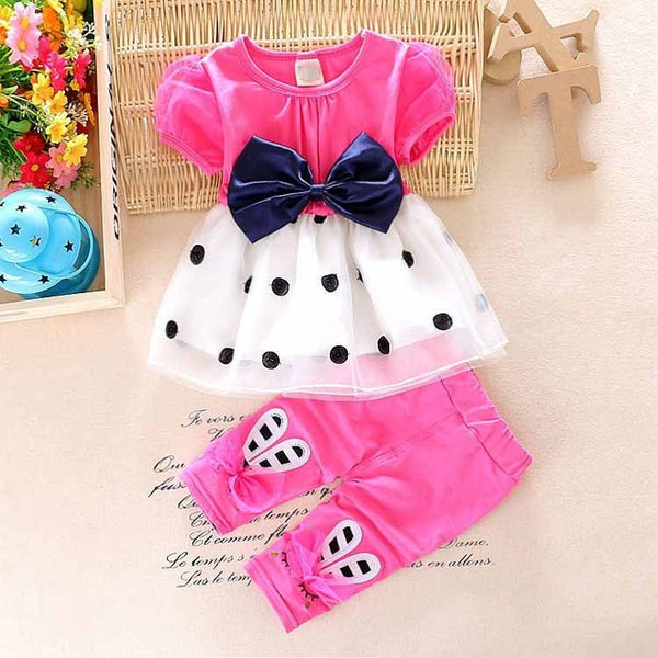 Girls clothing casual dress and pants set - ozsweetdeals