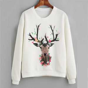 Cute Ladies Sweatshirt , Jumper - ozsweetdeals