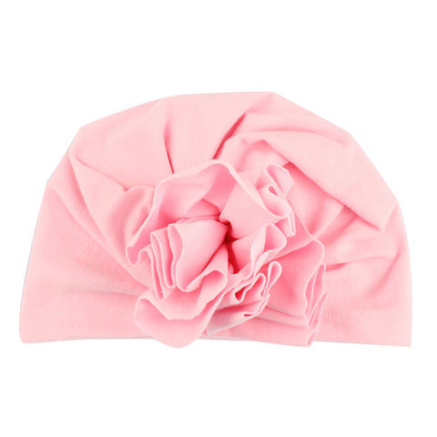Flower Toddler Baby Turban Beanie 10 colors - ozsweetdeals