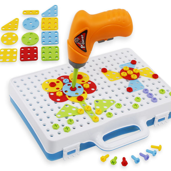 Children's Drill Puzzle Educational Toys - ozsweetdeals