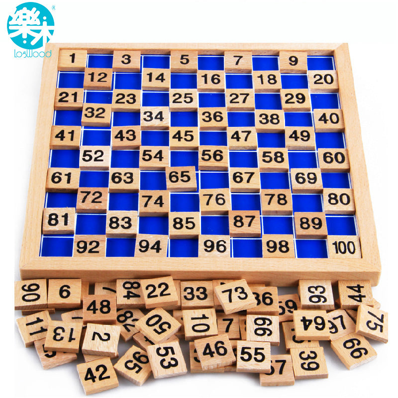 Educational Wooden numbers Toys for kids - ozsweetdeals