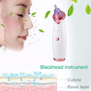 Facial Dermabrasion Vacuum, Pore Cleaner