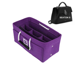 Mulberry SEATON S Organizer [Violet Orchid]