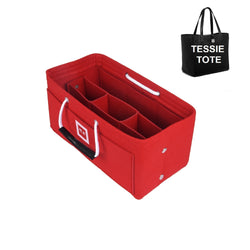 Mulberry TESSIE TOTE Organizer [Sexy Red]