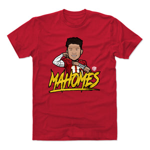 Patrick Mahomes Men's Cotton T-Shirt | 2PM LLC