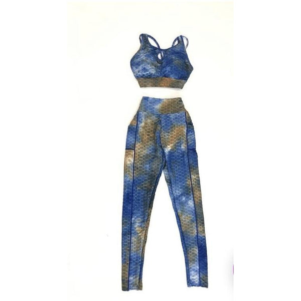 Ava Two Piece Pant Set