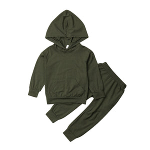 Everyday Lounger 2PCS Hoodie and Pants Set