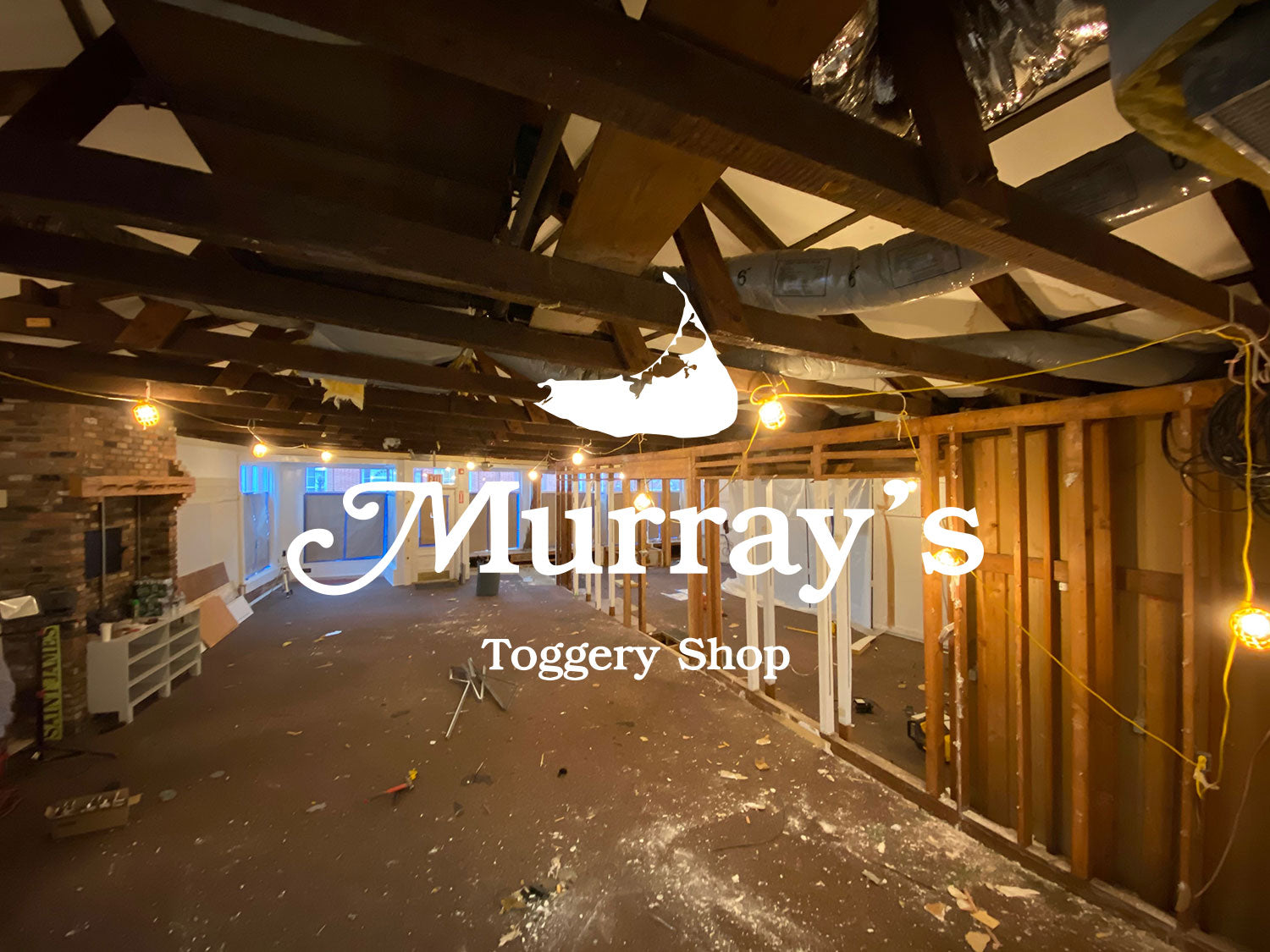 Building a Better Shopping Experience on Nantucket | Murray's Toggery Shop 2020 Renovation