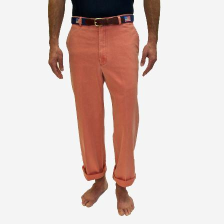 Murray's Toggery Shop Nantucket Reds Collection Plain Front Pant