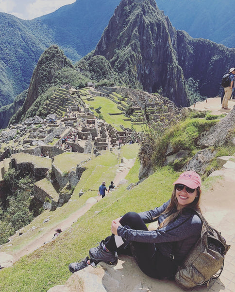 Nantucket Reds Collection ACK Baseball Hat in Machu Picchu