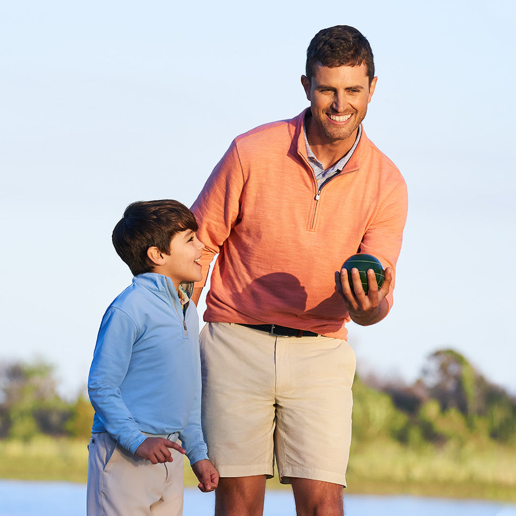 Peter Millar Father and Son