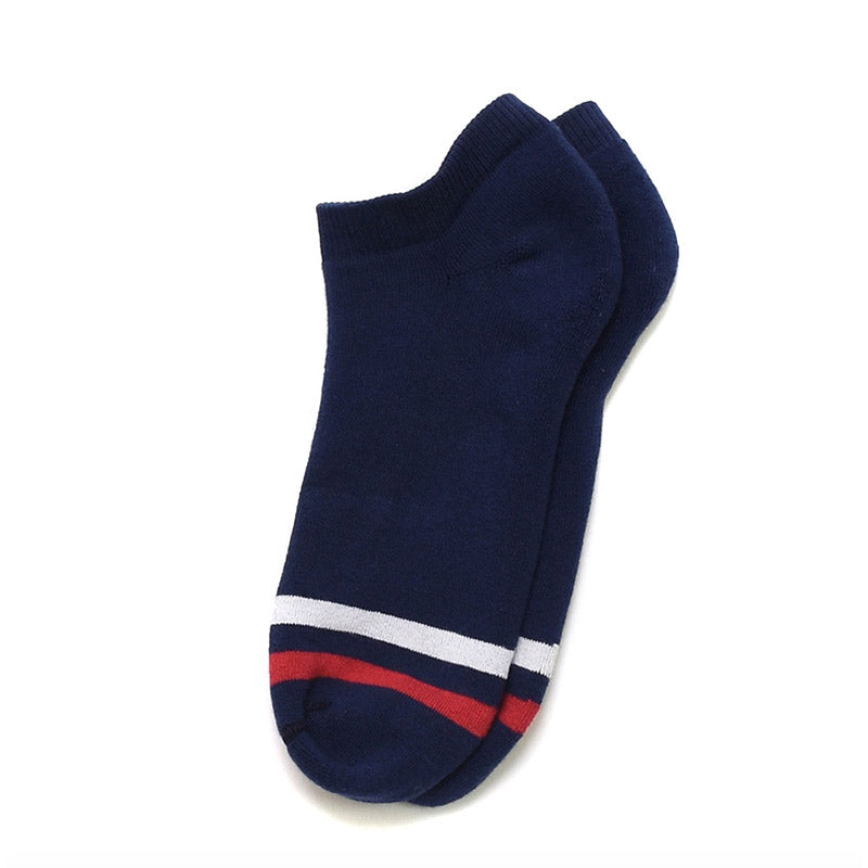 American Trench Kennedy Ankle Sock Navy