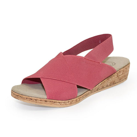 Charleston Shoe Company Atlantic Sandal - Nantucket Red