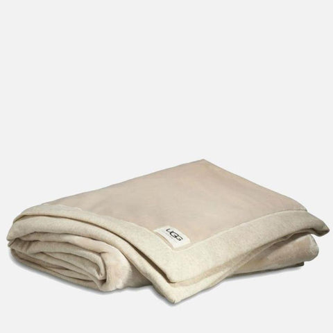 UGG Duffield Throw Blanket - Oatmeal Heather
