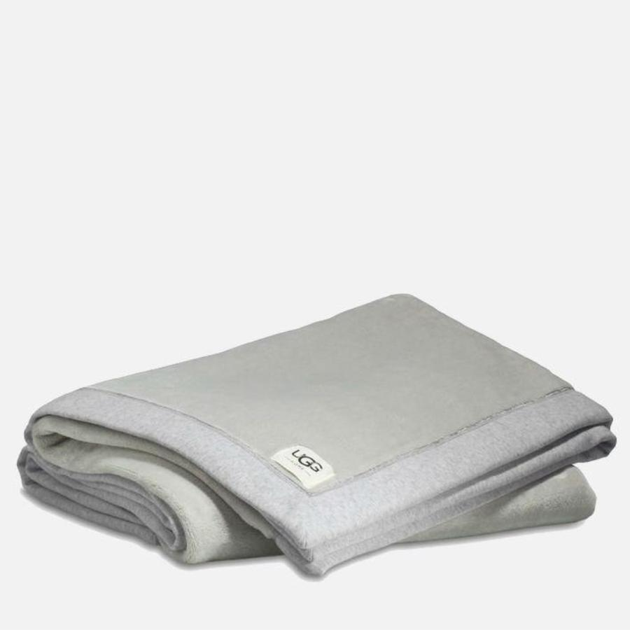 UGG Duffield Throw Blanket - Seal Heather