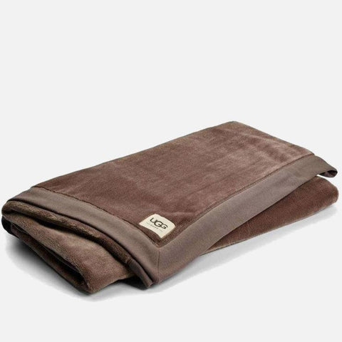 UGG Duffield Throw Blanket - Stormy Grey