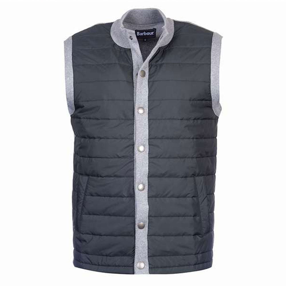 Barbour Essential Gilet - Charcoal