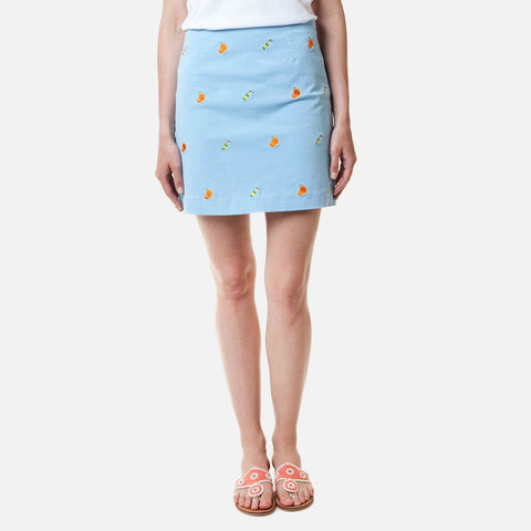 Castaway Ali Skirt - Liberty With Mimosa 17""