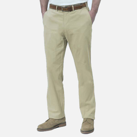 Nantucket Reds Collection™ Men's Plain Front Pants - Khaki