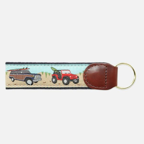YRI Jeeps & Rovers Key Fob