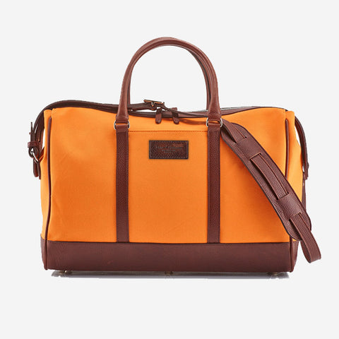 Daines & Hathaway Overnight Bag - Canvas Orange