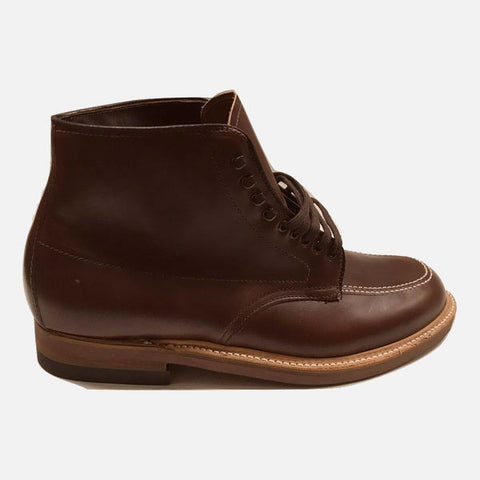 Alden Men's 403 - Indy Boot High Top Blucher Workboot - Brown Chromexcel