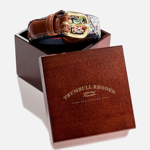 Trumbull Rhodes Buckingham Belt