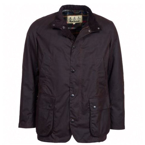 Barbour Brandreth Wax Jacket Rustic