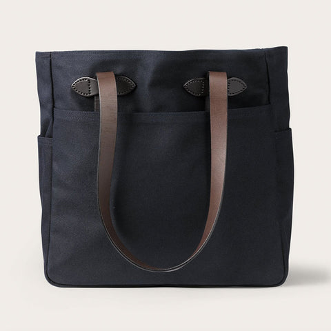 Filson Rugged Twill Tote Bag Navy