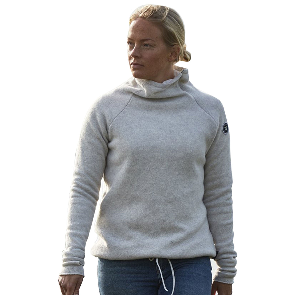 Holebrook Martina Sweater Light Grey